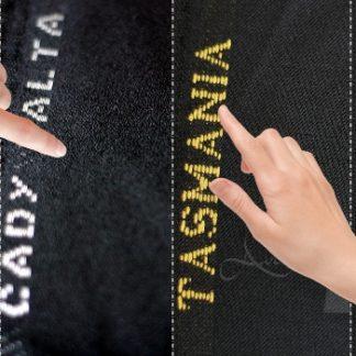 Campioni tessuti toga